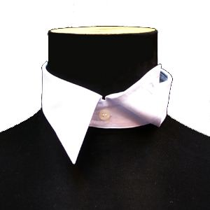 Impressions tailor for Hidden button down collar shirts