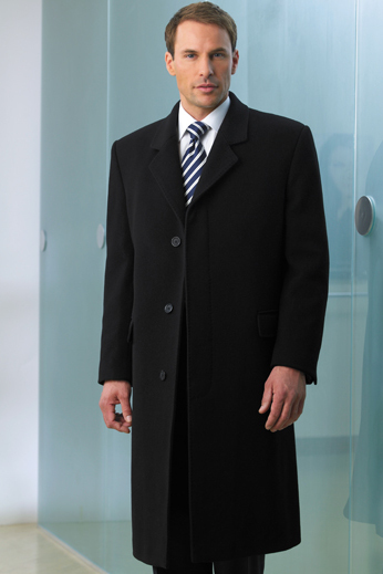 Men's Overcoats | IMPRESSIONS TAILOR